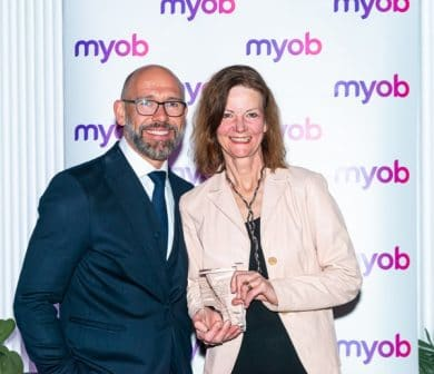 Lynley Averis - MYOB Consultant of The Year 2019